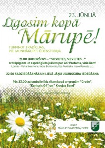 Plakats_Ligosim kopa Marupe