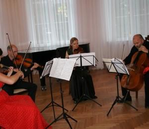 ''Spīķeru kvartets''_14.Kamermūzikas festivāls Balvos