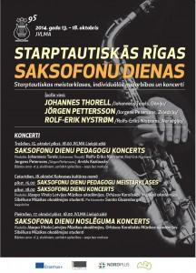 saksofonu dienas Koknese 16102014